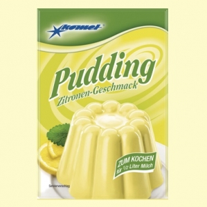 Komet citronpudding 40g